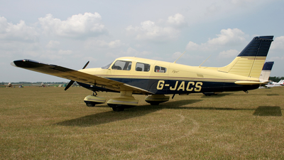 A picture of GJACS - Piper PA28181 - [2843078] - © Terry Figg