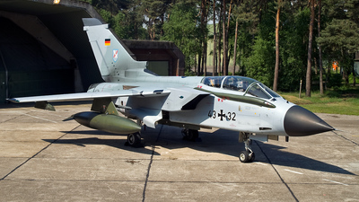 43-32 - Panavia Tornado IDS - Germany - Air Force