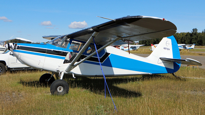 N97124 - Stinson 108-2 Voyager - Private