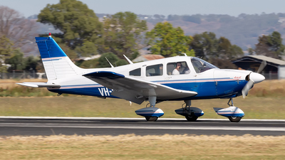 VH-SFA - Piper PA-28-181 Cherokee Archer II - Private
