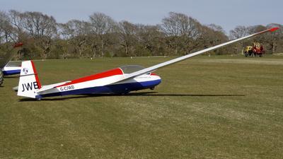 G-CJWB - Schleicher ASK-13 - East Sussex Gliding Club