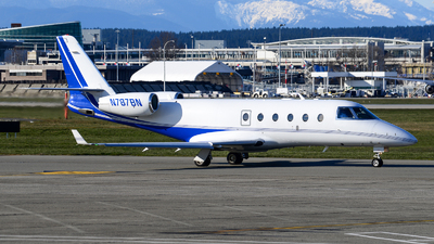 N787BN - Gulfstream G150 - Private