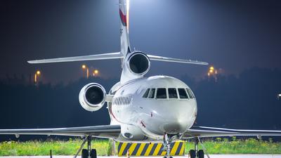 N16NF - Dassault Falcon 900LX - Private