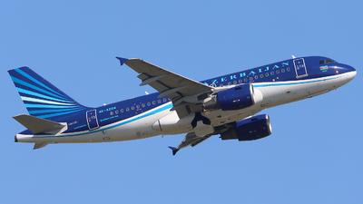 AK-AZ04 - Airbus A319-111 - AZAL Azerbaijan Airlines