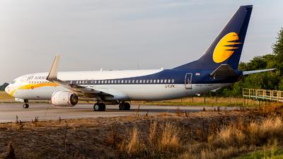 2-TJFK - Boeing 737-8AL - Jet Airways