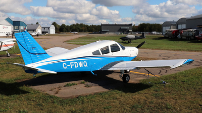 C-FDWQ - Piper PA-28-140 Cherokee - Private