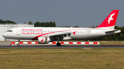 A6-ANB - Airbus A320-214 - Air Arabia