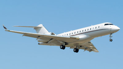 CS-GLE - Bombardier BD-700-1A10 Global 6000 - NetJets Europe