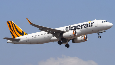 VH-XUH - Airbus A320-232 - Tiger Airways