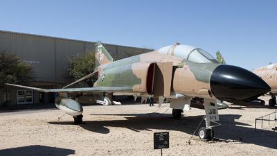 64-0673 - McDonnell Douglas F-4C Phantom II - United States - US Air Force (USAF)