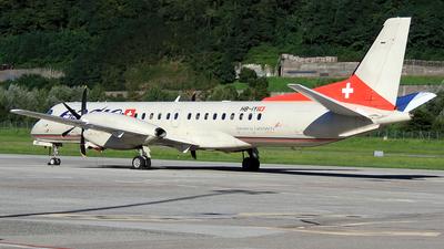 HB-IYI - Saab 2000 - Adria Airways Switzerland