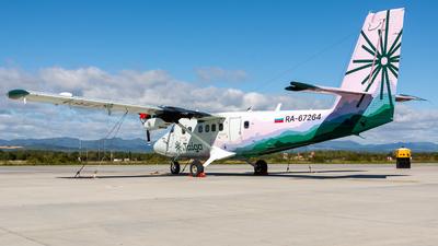 RA-67264 - Viking DHC-6-400 Twin Otter - Taiga Air