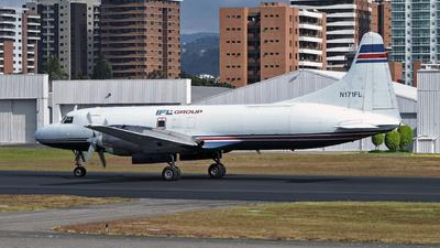 N171FL - Convair CV-580 - IFL Group