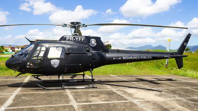 PR-YFF - Helibrás AS-350B2 Esquilo - Brazil - Government of Rio Grande do Norte State