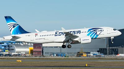 SU-GEZ - Airbus A220-300 - EgyptAir