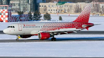 A picture of VQBAT - Airbus A319111 - Rossiya - © ArCher