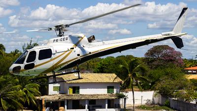 PR-CEG - Helibrás HB-350B Esquilo - Private