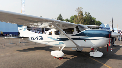 XB-KJM - Cessna T206H Stationair TC - Private