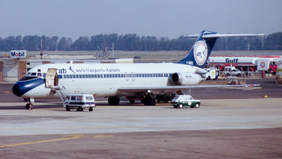 I-DIZE - McDonnell Douglas DC-9-32 - ATI Aero Trasporti Italiani