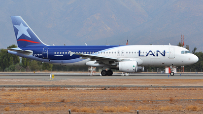 CC-BAY - Airbus A320-214 - LAN Airlines
