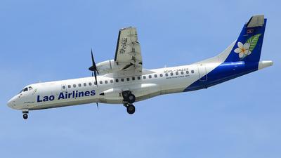 RDPL-34222 - ATR 72-212A(600) - Lao Airlines