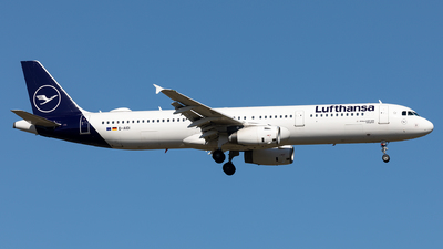 A picture of DAIDI - Airbus A321231 - Lufthansa - © Sebastian Sowa