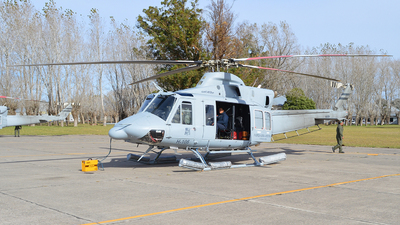 H-106 - Bell 412EP - Argentina - Air Force