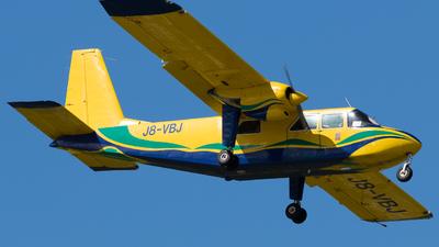 J8-VBJ - Britten-Norman BN-2A Islander - SVG Air