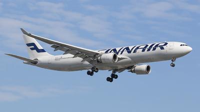 OH-LTT - Airbus A330-302 - Finnair