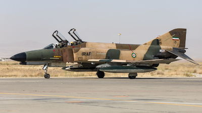 3-6573 - McDonnell Douglas F-4E Phantom II - Iran - Air Force
