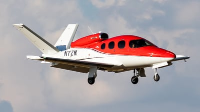 N7ZM - Cirrus Vision SF50 G2 - Private
