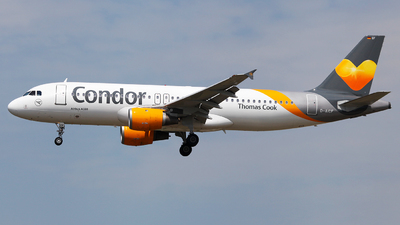 D-AICF - Airbus A320-212 - Condor