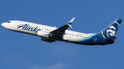 N596AS - Boeing 737-890 - Alaska Airlines