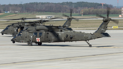 08-20163 - Sikorsky HH-60M Blackhawk - United States - US Army