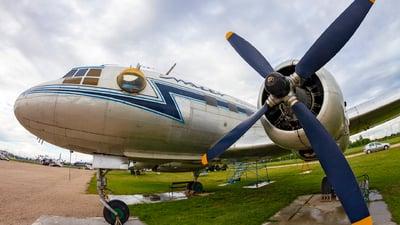 HA-MAL - Ilyushin IL-14T - Malév Hungarian Airlines