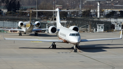 B-8166 - Gulfstream G450 - Private