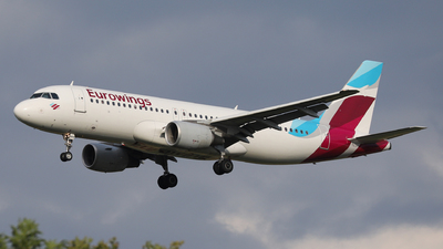 D-ABFR - Airbus A320-214 - Eurowings Europe