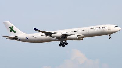 9H-NFC - Airbus A340-313X - AirX Charter