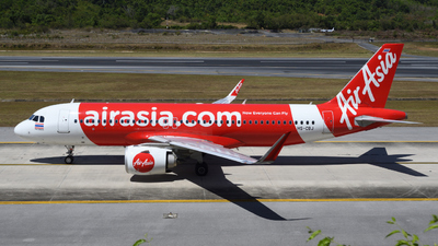 A picture of HSCBJ - Airbus A320251N - AirAsia - © Hanson.Y
