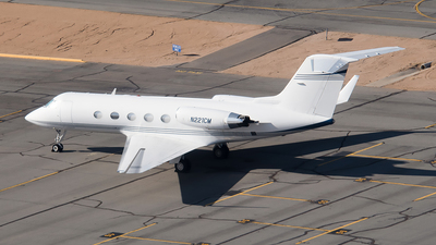 N221CM - Gulfstream G-III - Private