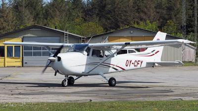 OY-CFY - Reims-Cessna F172P Skyhawk II - Billund Rundflyvning