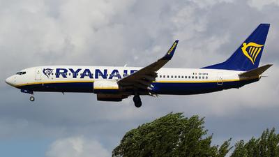 A picture of EIDPM - Boeing 7378AS - Ryanair - © francesco della santa