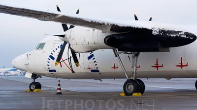 A picture of IMLCT - Fokker 50 - [20191] - © Medolago Manuel