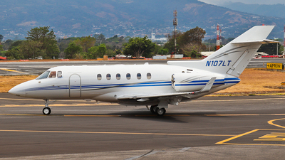 N107LT - Hawker Siddeley HS-125-700A - Private