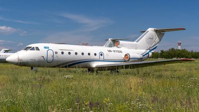 UN-87926 - Yakovlev Yak-40K - Air Control Kazakhstan
