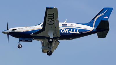 A picture of OKLLL - Piper PA46500TP Malibu Meridian - [4697483] - © Giorgio Varisco
