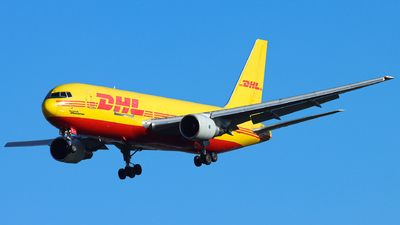 A picture of N655GT - Boeing 767205(BDSF) - DHL - © Luft Spotter