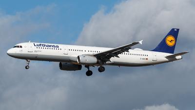 A picture of DAIRS - Airbus A321131 - Lufthansa - © Alexis Boidron