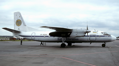 UR-46569 - Antonov An-24B - Air Ukraine
