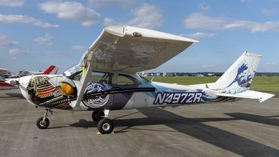N4972R - Cessna 172H Skyhawk - Yokota Flight Training Center
